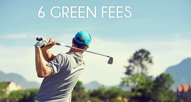 7 Tage Golf Package + 6 Greenfees Hotel Castell de Mar