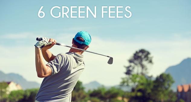7 nights Golf Package + 6 Green Fees Castell de Mar Hotel