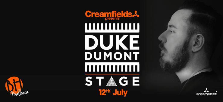 Duke Dumont Residente 12 Julio 2018