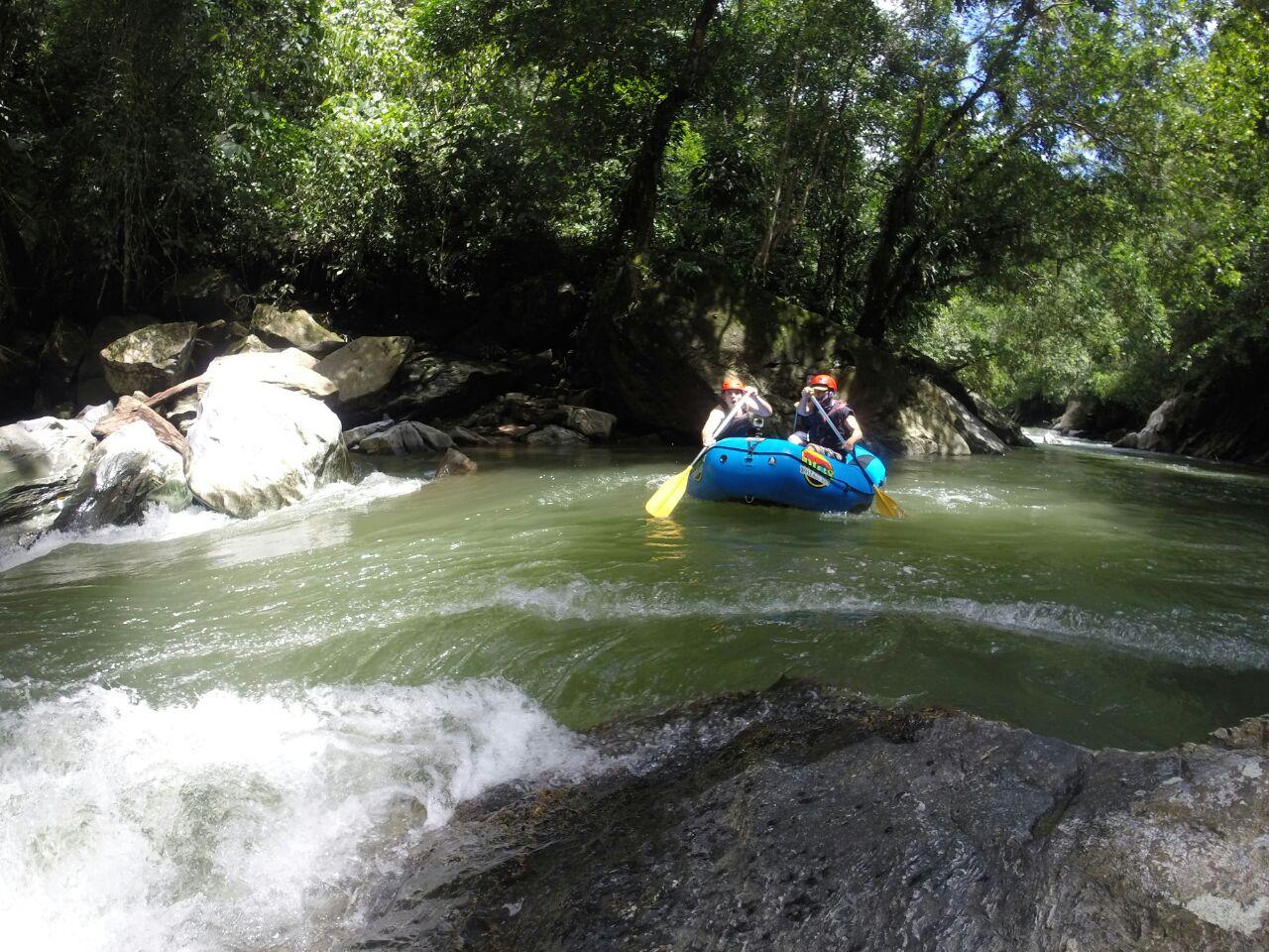 Aventura 1 noche 2 días Camping o Hamaca en río claro Hotel Los Colores