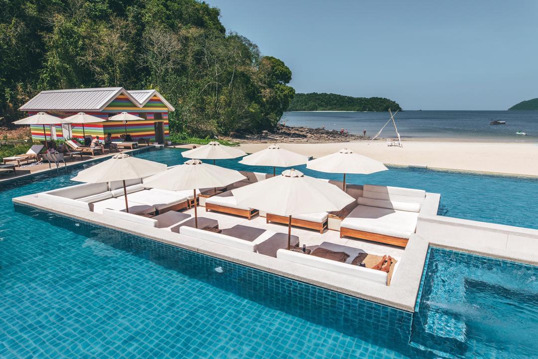 Dash beach club dash resort langkawi