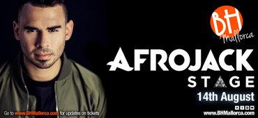 Afrojack 14 Agosto 2018